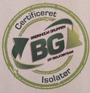 Certificeret Isolatør