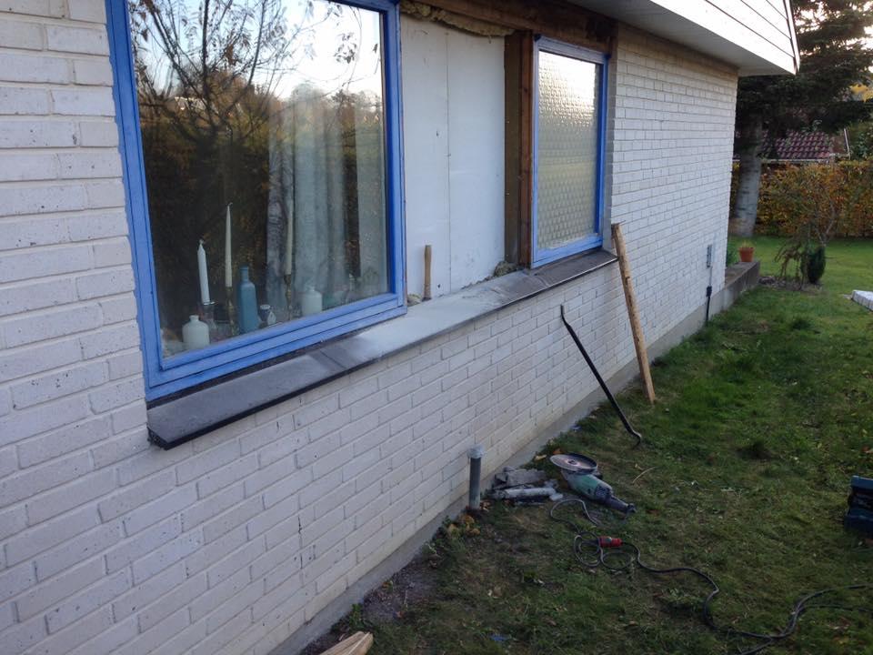 Renovering af hus fra 70'erne - Mortens-Multiservice