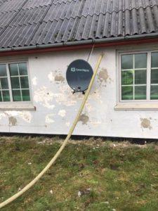 Hus bliver hulmursisoleret i 2017 - billede 2