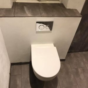 Nyt lille badeværelse - billede 3