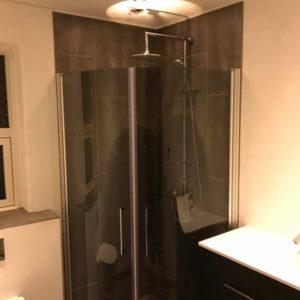 Nyt lille badeværelse - billede 7
